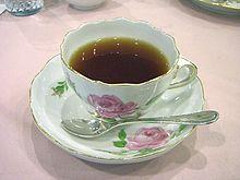 I'm a tea person, all the way.  Image: wikipedia